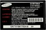 Samsung -  battery IA-BH130LB (Black)