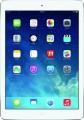 Apple -  128 GB iPad Air with Wi-Fi + Cellular (Silver)