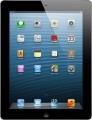 Apple -  16GB iPad with Retina Display and Wi-Fi (Black )