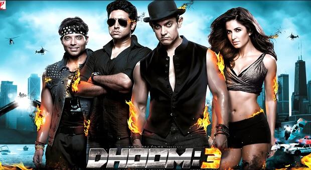 'Dhoom:3' vrooms to global success, crosses Rs.500 crore