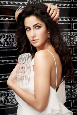 Katrina launches hair care product range