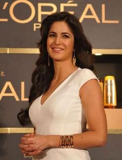 Katrina named fourth Indian face of L'Oreal Paris