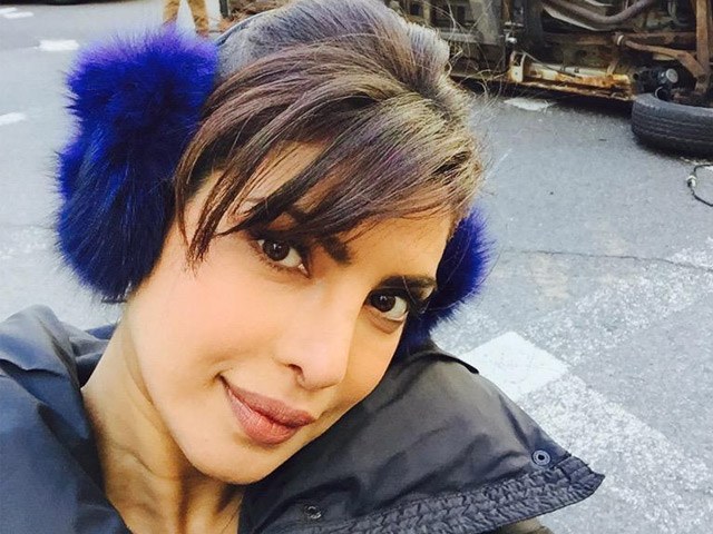 Priyanka wraps up 'Quantico' pilot, heads back to Mumbai