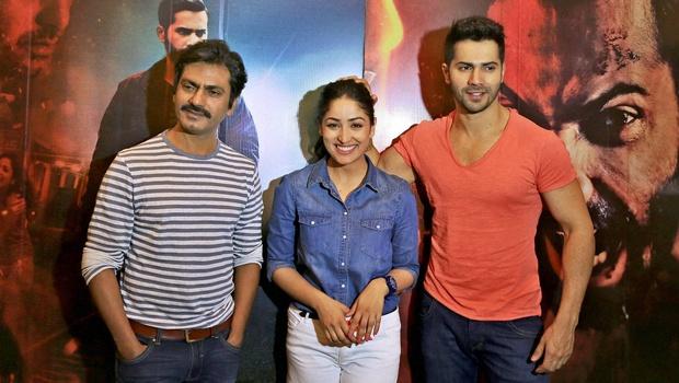 Varun enjoyed working with 'Method Actor' Nawazuddin