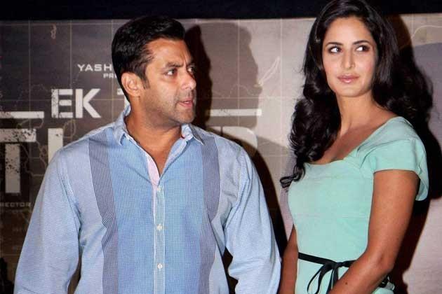 Is Salman Protecting Katrina?