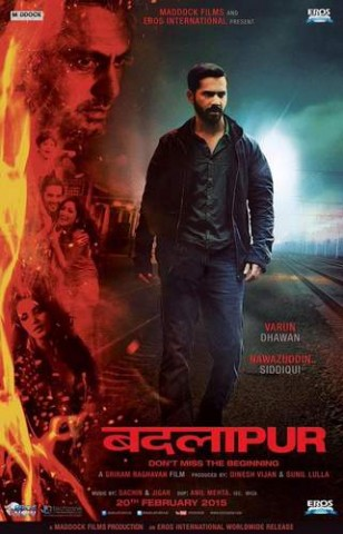 'Badlapur': Leaves much to be desired (IANS Movie Review, Rating: ***1/2)