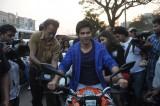 Varun Dhawan with Ekta Kapoor