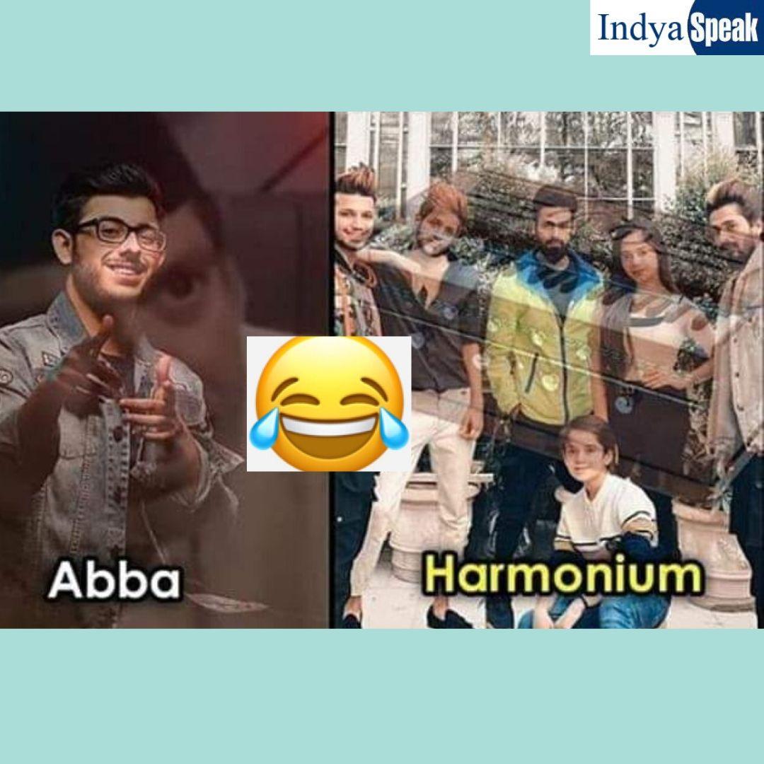 Indyaspeak - Abba Aur Harmonium