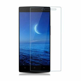 Bigzee Premium Transparent Tempered Glass  for OPPO Find 5 Mini R827