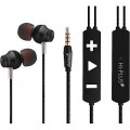 Hitech HI-PLUS 101F In the Ear Wired Headset with Mic