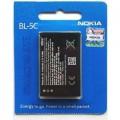1020 mAh BL-5C Original Battery For Nokia 1100 1101 1110 1110i 1112 1200 1208 1209 1600 1650 1255 11
