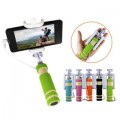 CP Bigbasket Mini Selfie Stick Monopod with Aux Cable for All Smartphones No Bluetooth, No Charging