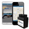 MOTOsafety OBD GPS Tracker Device with 3G GPS Service Locator, Real-Time Teen Driving Coach, GPS Tra