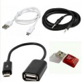 Best Combo(USB Cable+otg+aux+Card reader)