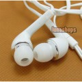 EARPHONE FOR MOBILE PHONE WHITE COLOR 3.5 MM JACK CODE-25