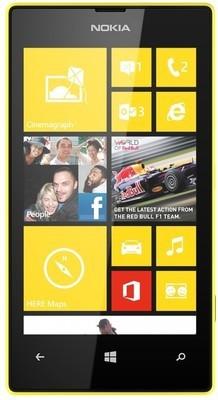 Nokia Lumia 520 (Yellow)