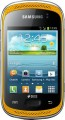 Samsung - Galaxy Music Duos S6012 (Yellow)