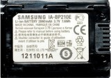 Samsung -  battery IA-BP210E (Black)