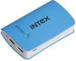 Intex  -  6000 mAh Power Bank (IT-PB602) (White, Blue)