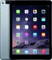 Apple -  iPad Air 2 Wi-Fi + Cellular 128 GB Tablet (Space )