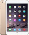 Apple -  iPad Mini 3 Wi-Fi + Cellular 16 GB Tablet (Gold )