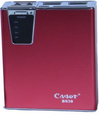 Cager B030 Smart Power Bank 7500 mAh